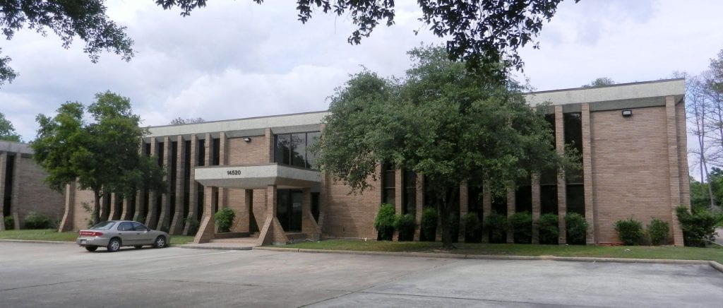 commercial real estate property in Houston